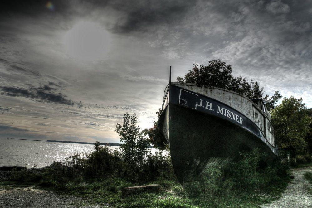 J.H. Misner fishing tug Port Dover