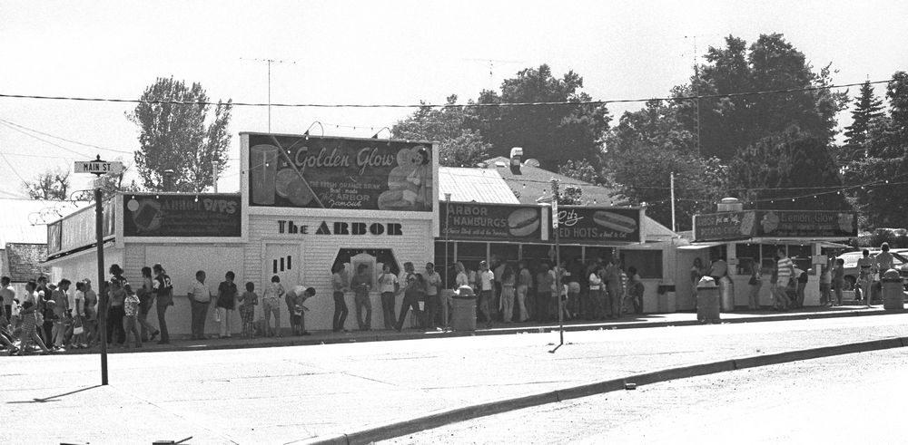 Arbor – Arbor in 1970s