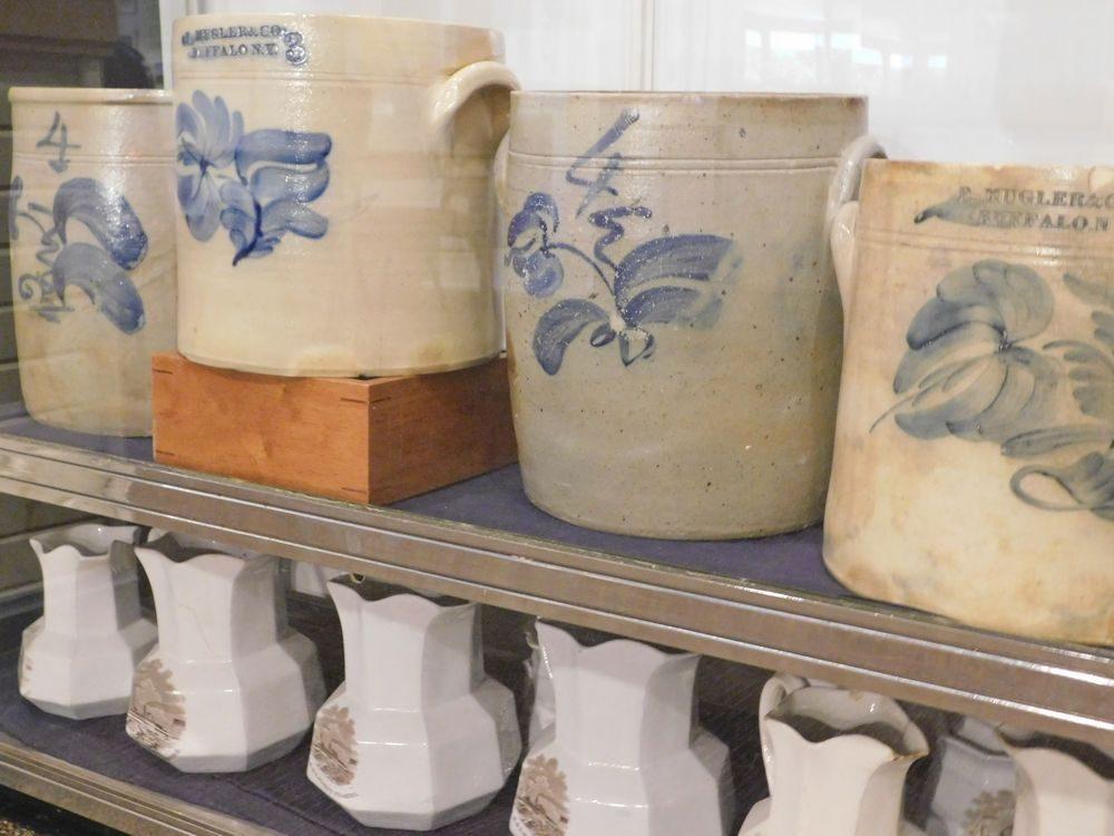 Pots from Atlantic shipwreck